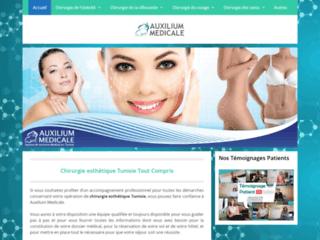 Détails : Chirurgie esthétique du visage Tunisie