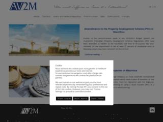Détails : AV2M, avocats Ile Maurice
