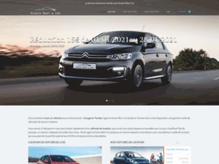 avenir renta car location de voiture en tunisie