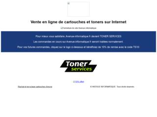 Détails : Avenue Informatique, cartouche d'encre discount