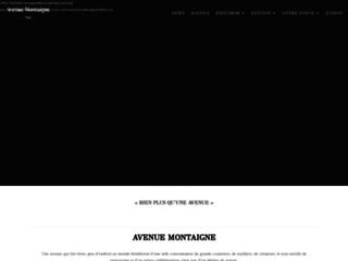 Détails : Le Magazine de l'Avenue Montaigne