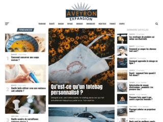 Aveyron Expansion, meilleur site d'informations