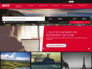 Détails : Location de voiture et utilitaires à la Réunion