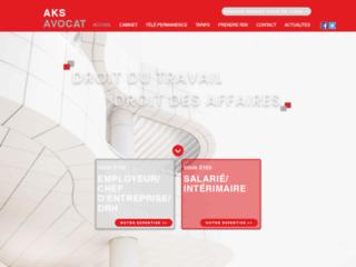 AKS Avocat : droit du travail et des affaires