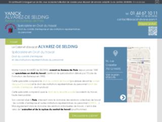 Détails : Avocat en contrat de travail à Paris