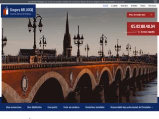 Avocat en droit immobilier à Bordeaux