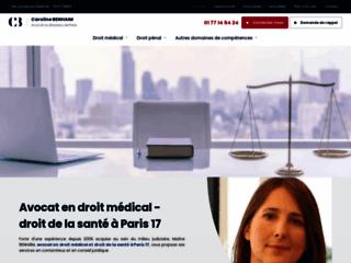 Détails : Avocat en droit de la santé à Paris