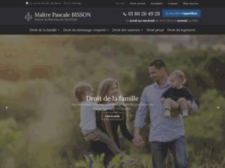 Avocat en droit de la famille et en droit pénal à Herblay