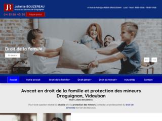 Avocat en droit de la famille et protection des mineurs Draguignan, Vidauban