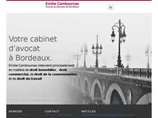 Détails : Cabinet d'avocat Paris 8ème
