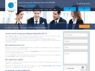 Consultations juridiques en ligne à votre disposition