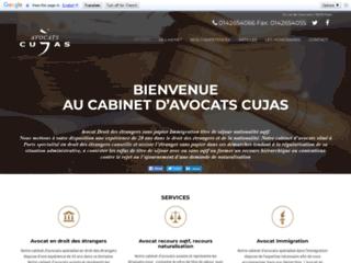Cabinets d'avocats des étrangers en France