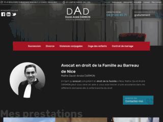 Avocat en droit de la Famille au Barreau de Nice