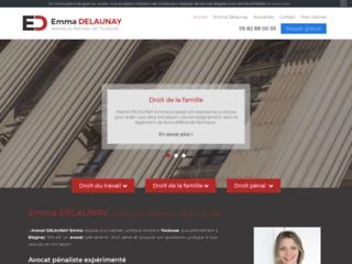 Emma DELAUNAY, Avocat au Barreau de Toulouse
