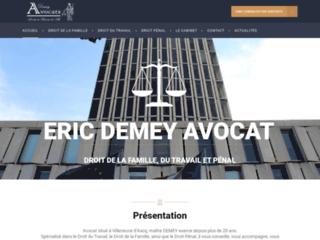 Détails : Maître Eric Demey: Avocat en droit commercial à Lille