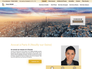 Cabinet avocat Paris 8