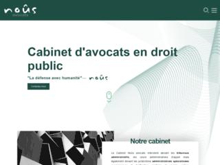 Détails : Avocat en droit public Marseille