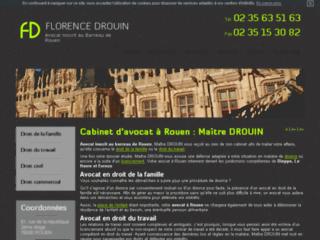 Détails : Avocat en droit de la famille au barreau de Rouen