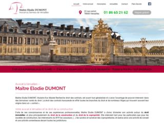 Un avocat généraliste, expérimenté, à Versailles