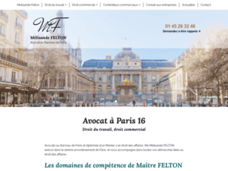 Avocat en droit du travail à Paris 8