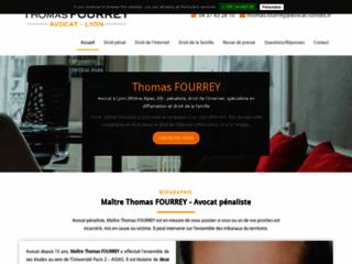 Fourrey thomas, avocat pénaliste à lyon