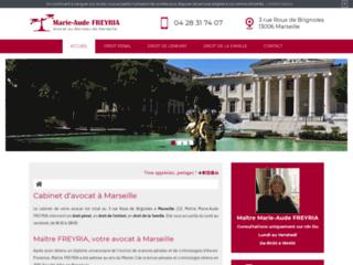 Détails : Cabinet de l'avocat Marie-Aude Freyria à Marseille (13)