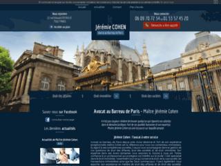 avocat en droit immobilier à Paris 17