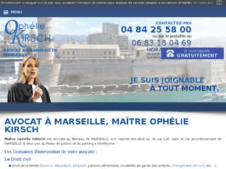 Avocat au Barreau de Marseille à votre service