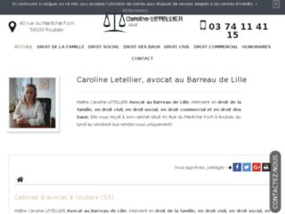 Détails : Cabinet d'avocats spécialiste du droit de la famille à Roubaix