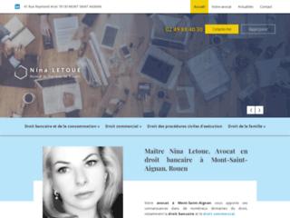 Détails : Avocate en droit bancaire à Rouen