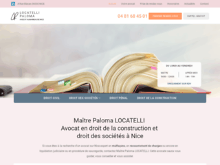 Avocat en droit civil à Nice