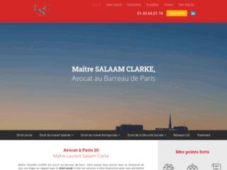 cabinet d'avocats à Paris 20ème