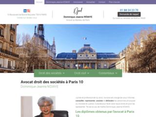 Avocat à Paris 10