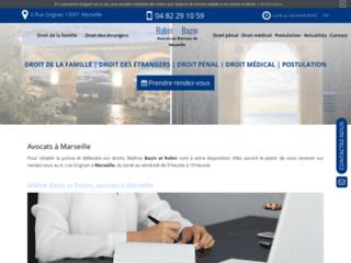 Détails : Cabinet d'avocat en droit des étrangers à Marseille