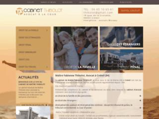 Détails : Avocat droit des étrangers Créteil, Paris