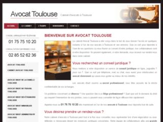 Trouvez facilement un avocat à Toulouse