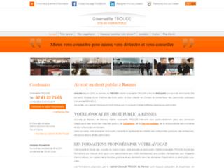 Votre cabinet d'avocat à Rennes