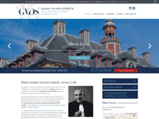 Maître Gauthier Van Den Schrieck: Avocat à Lille