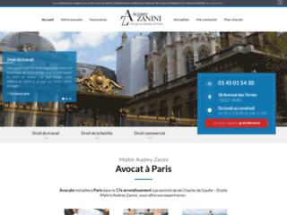 Appelez un avocat en droit du travail à Paris 17