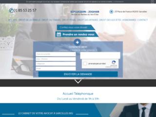 Détails : Faites appel aux prestations juridiques du cabinet d'avocats SCP Lucquin