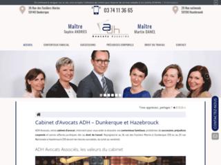 Détails : ADH avocats, cabinet spécialisé en contentieux familiaux