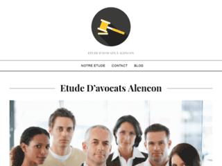 Détails : Etudes d'avocats à Alençon