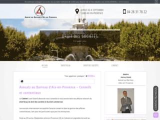 Détails : Cabinet Louit Dutel & Associés, avocats à Aix-en-Provence