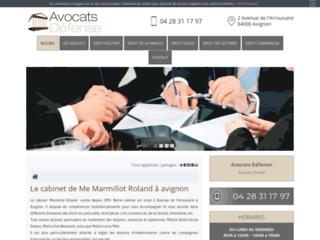 Détails : Avocat au barreau d'Avignon - Marmillot & Hanocq