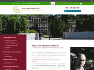 Avocat en droit des affaires à Tassin-la-Demi-Lune, près de Lyon 9
