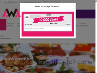 Awa Webzine, le site de référence de la femme africaine