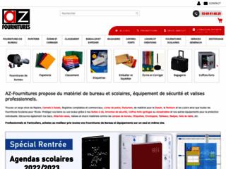 Détails : AZ-Fournitures : boutique spécialisée dans les fournitures de bureau