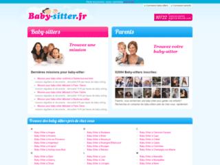 Détails : Baby sitter