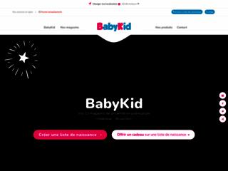 Détails : BabyKid, tout pour votre bébé