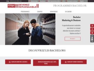 Détails : licence marketing